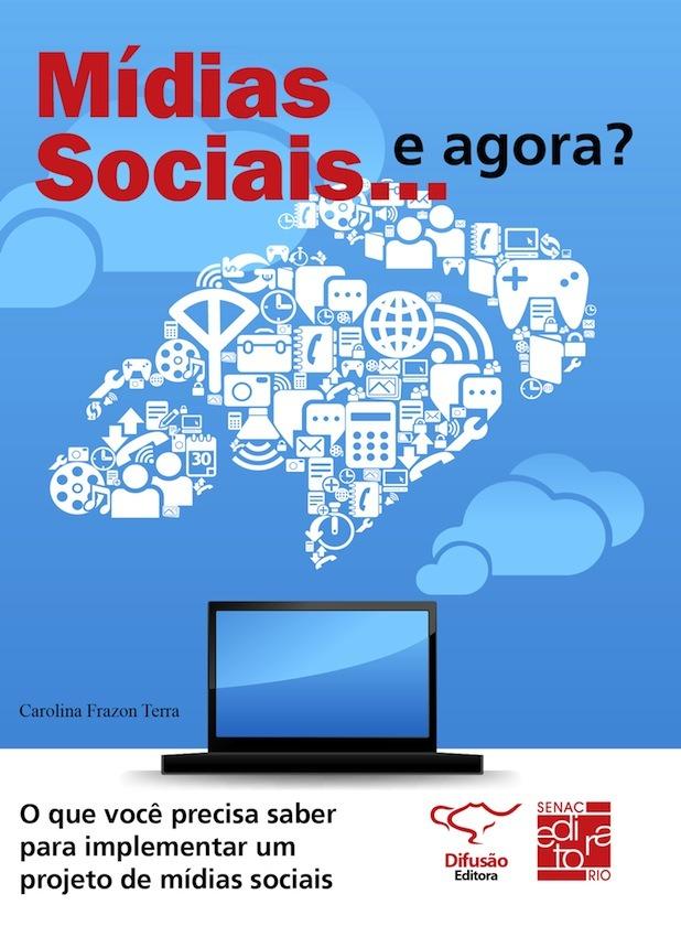 Livro Carol Terra Midias Sociais e Agora