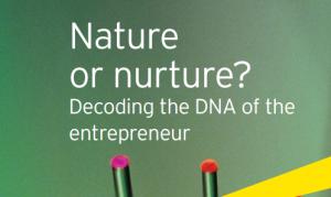Decoding the DNA of entrepreneur