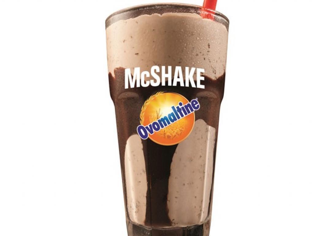 Milk Shake de Ovomaltine