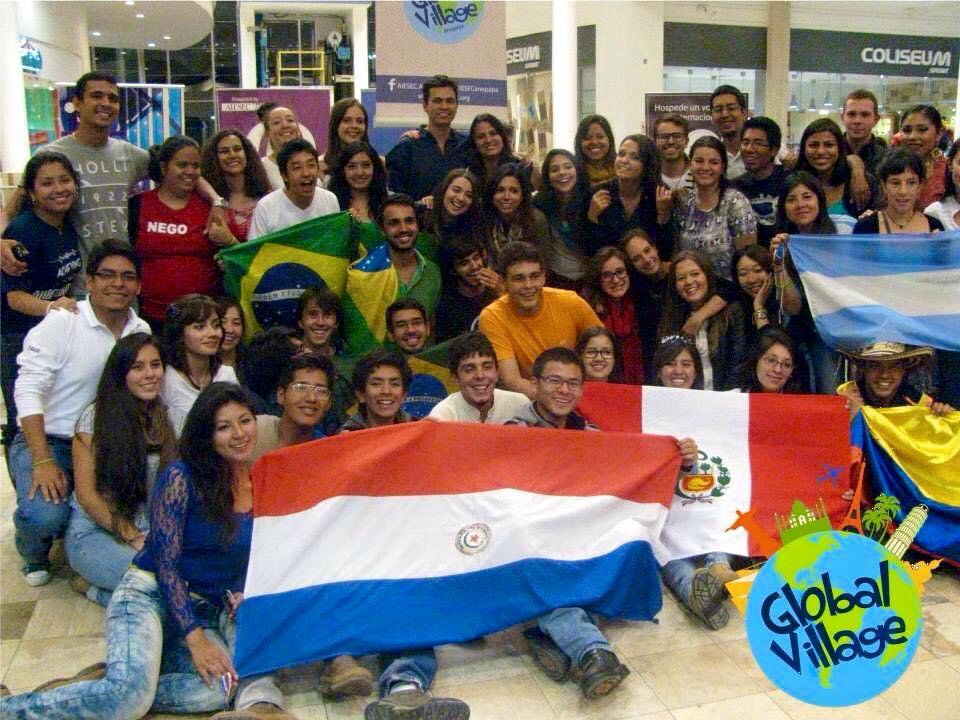 global volunteer - formas de mudar o mundo