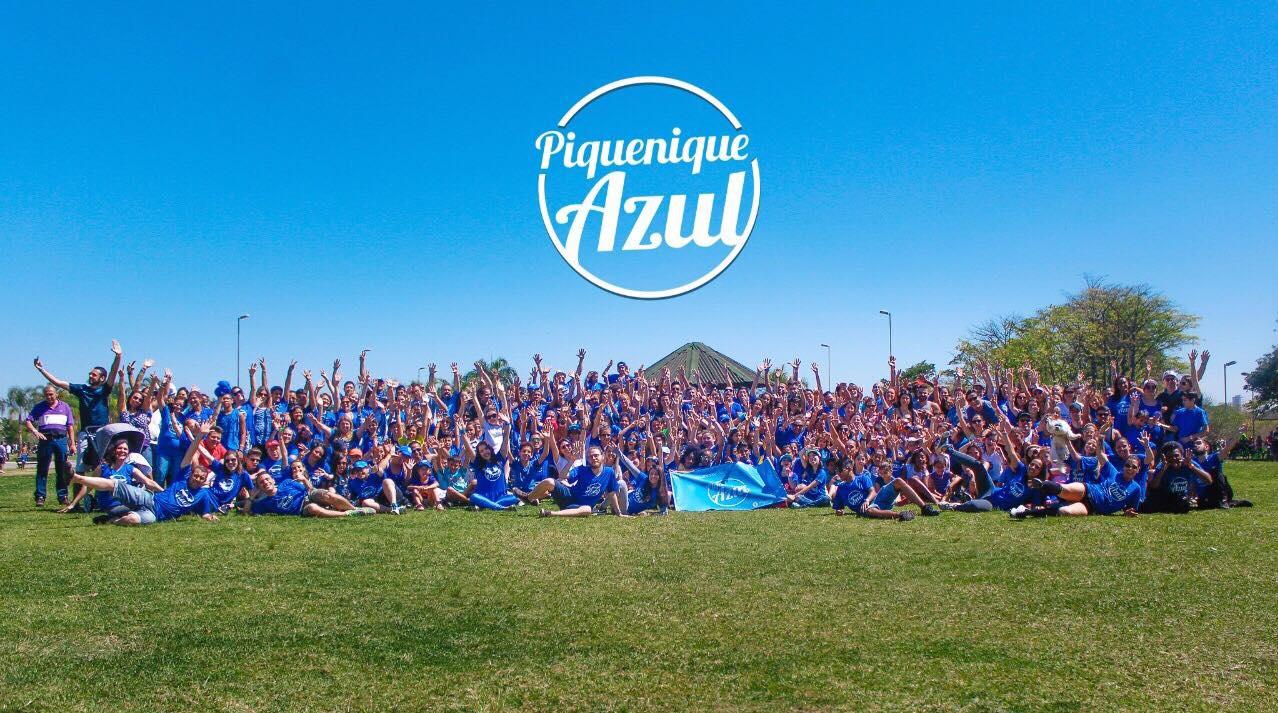Piquenique Azul: o Relações Públicas como protagonista de um projeto social