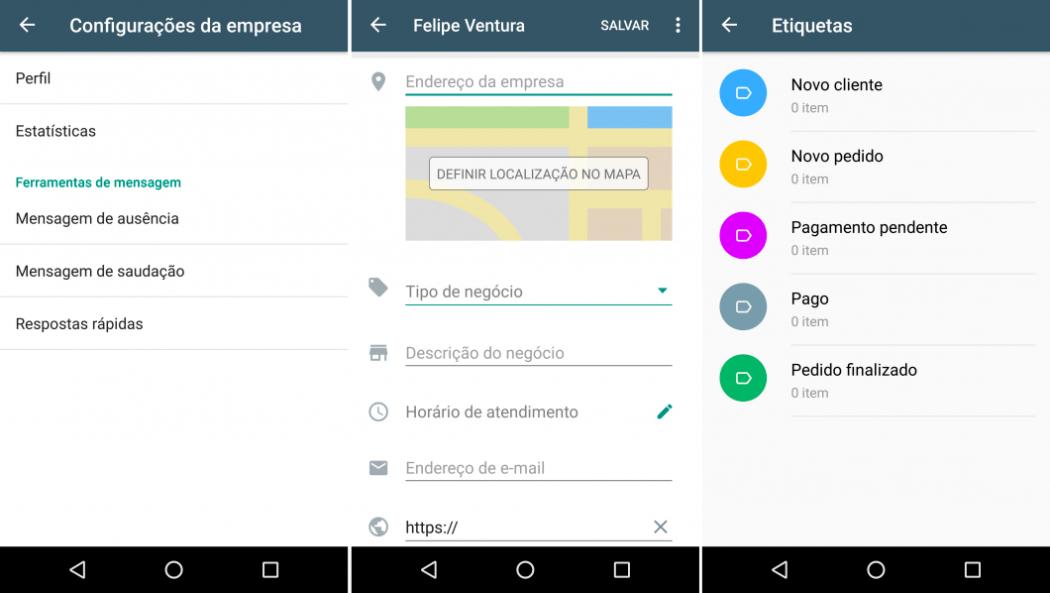 Whatsapp Business 5 Recursos Do App Que Você Precisa